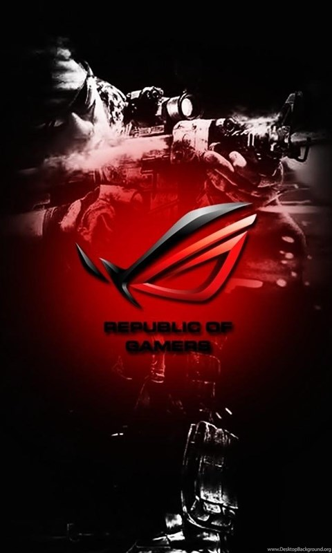 Asus Rog Republic Of Gamers Wallpapers Desktop Background
