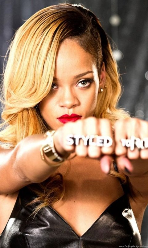 Rihanna styled to rock rihanna wallpapers 36398661 fanpop android voltagebd Images