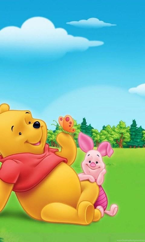 High Resolution Disney Cartoon Winnie The Pooh Wallpapers Hd 5 Full