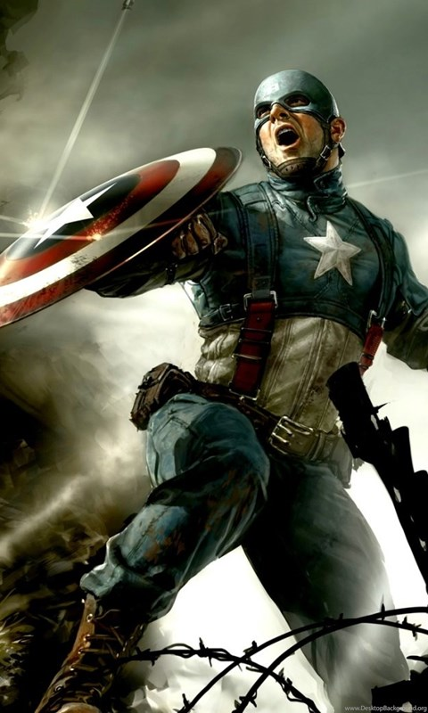 Captain America Wallpapers Desktop Background