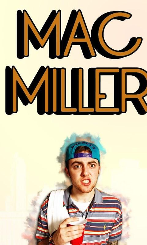 Mac Miller Wallpapers Hd Desktop Background