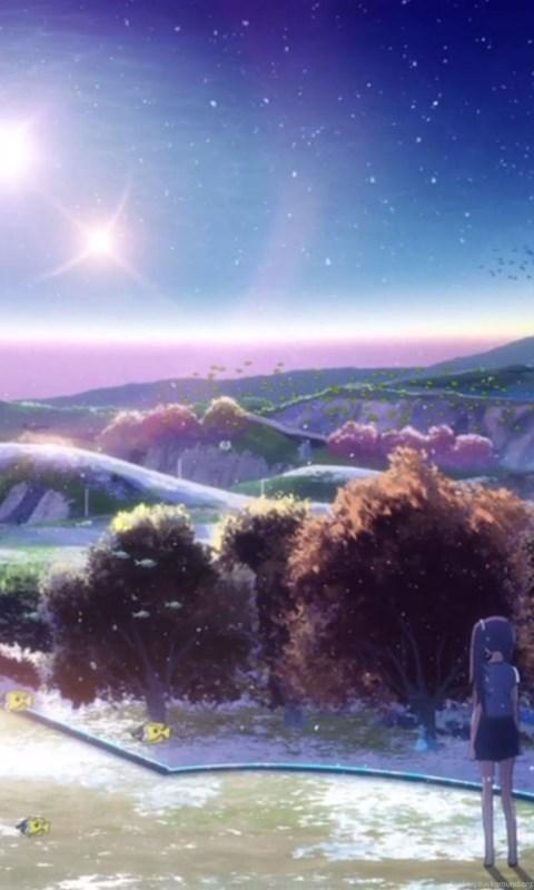 Nagi No Asukara HD Wallpapers And Backgrounds Desktop Background