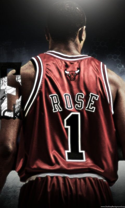 Derrick rose wallpapers wallpapers cave desktop background android voltagebd Image collections