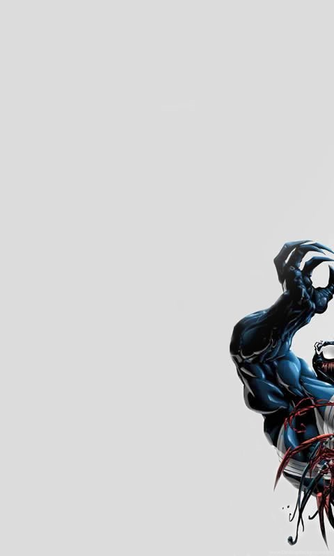 Carnage Marvel Venom Hd Wallpaper Cartoon Comic Wallpaper Marvel