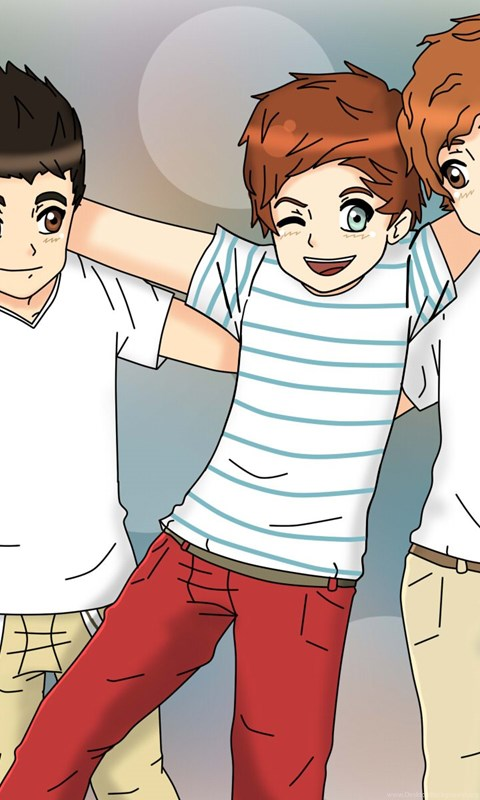 Description one direction caricature wallpapers is a hi res android voltagebd Images