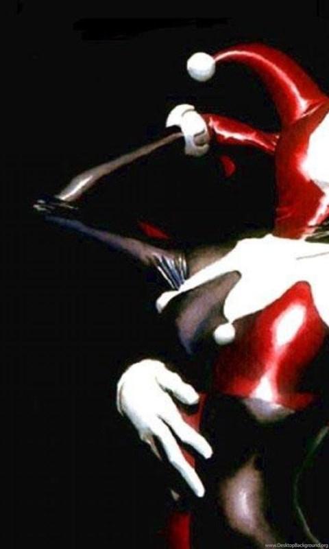 Batman The Joker Harley Quinn Hd Wallpapers Desktop Background