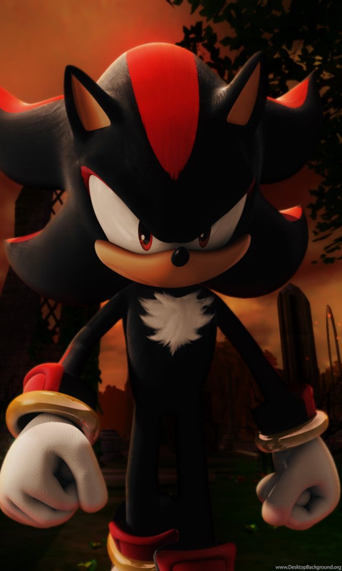 Super Shadow The Hedgehog Wallpapers Iphone Anime Wallpapers