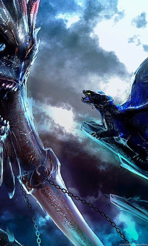Train Your Dragon 2 Toothless Alpha Game Wallpapers Desktop