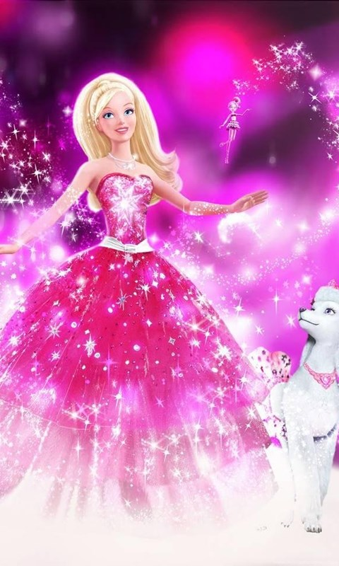 Download Barbie Live Wallpapers For Android Barbie Live