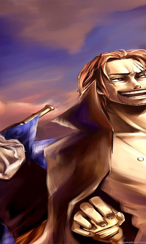 Shanks Red Hair Shanks Wallpapers 36826530 Fanpop Desktop