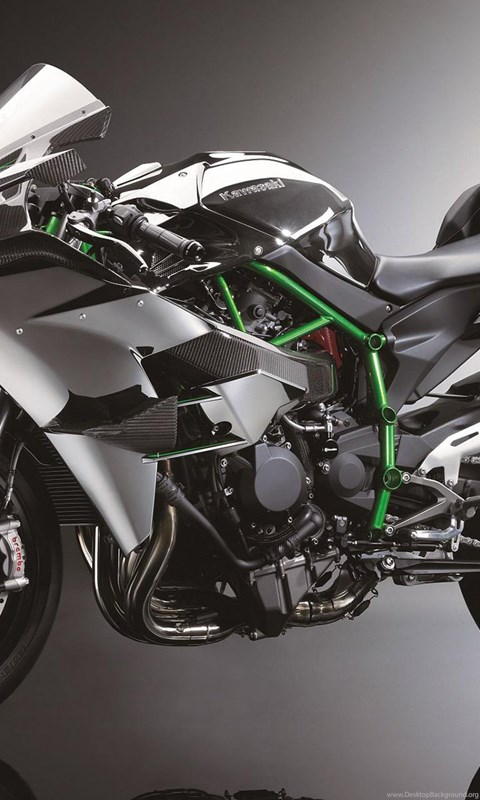 2015 Kawasaki Ninja H2R HD Wallpapers IHD Desktop Background