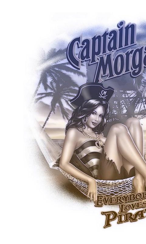 1 Captain Morgan Hd Wallpapers Desktop Background