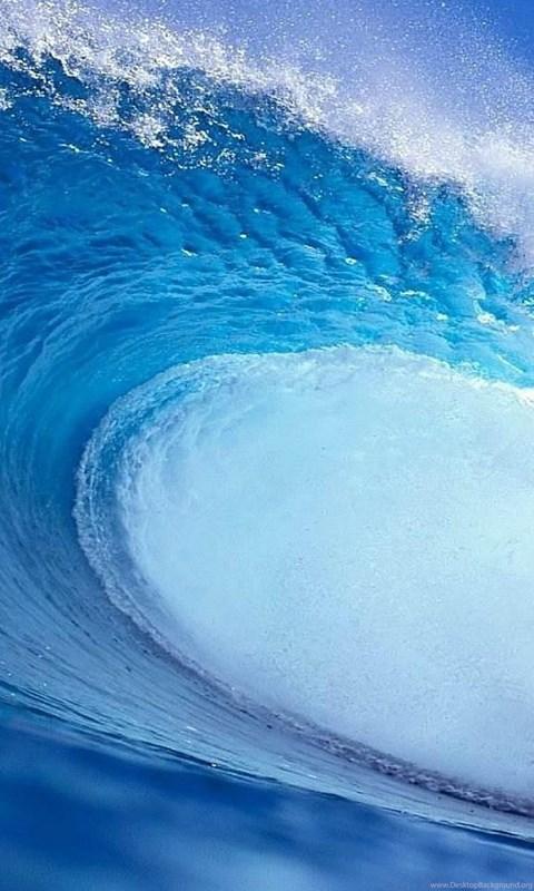 Wave Wallpaper High Resolution Ocean Waves Wallpapers...