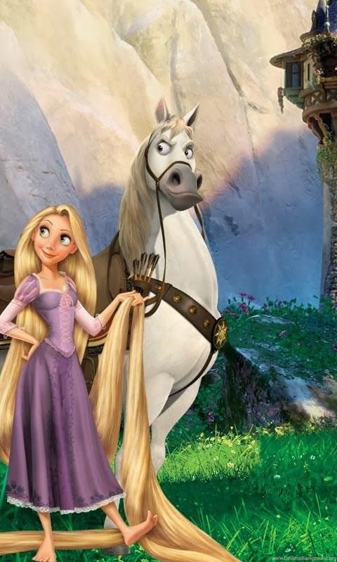 Rapunzel wallpapers wallpapers zone desktop background - Rapunzel pictures download ...