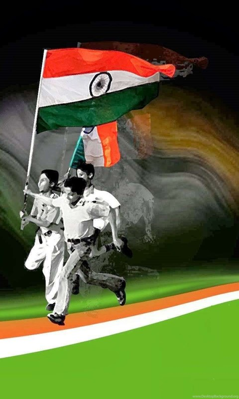 Indian flags wallpapers desktop background - Indian flag hd wallpaper for android ...