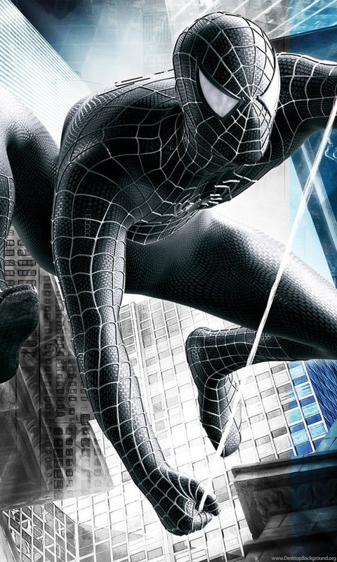Black Spiderman Wallpaper Images With Hd Wallpapers Kemecer Com