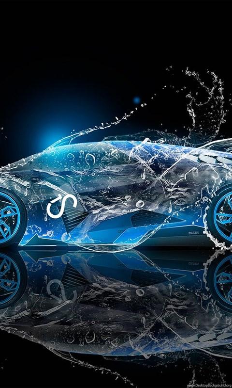 Neon Blue Lamborghini Lamborghini Egoista Hd Wallpapers Johnywheels