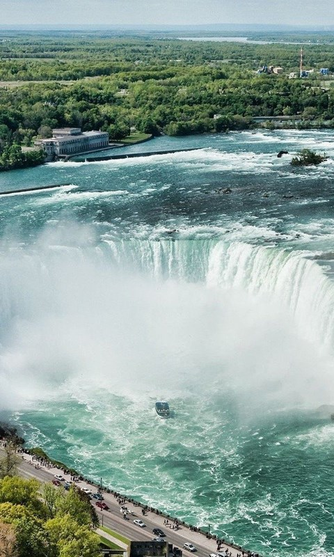 niagara waterfall canada hd wallpapers desktop background