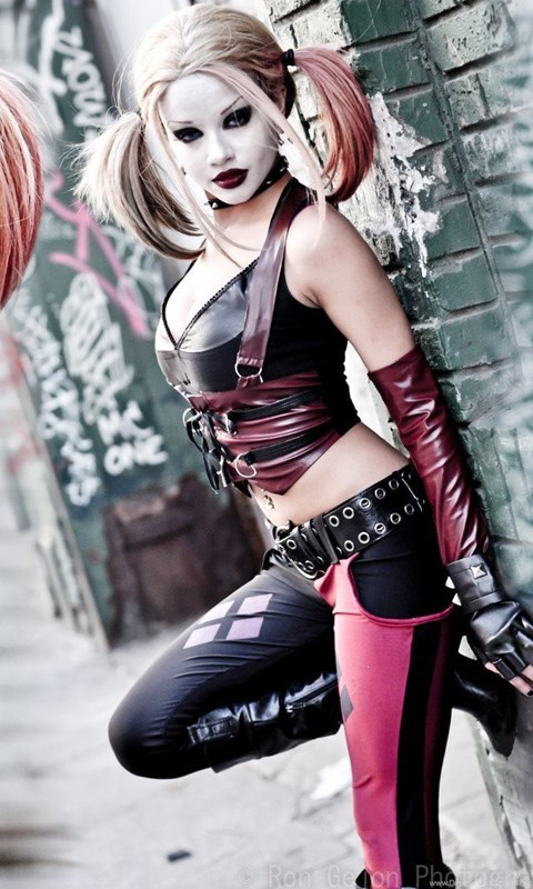 Harley quinn hd wallpapers desktop background - Harley quinn hd wallpapers for android ...