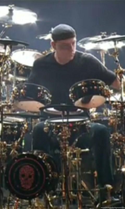 Neil Peart Wallpaper Neil Peart Drum Set Wallpaper