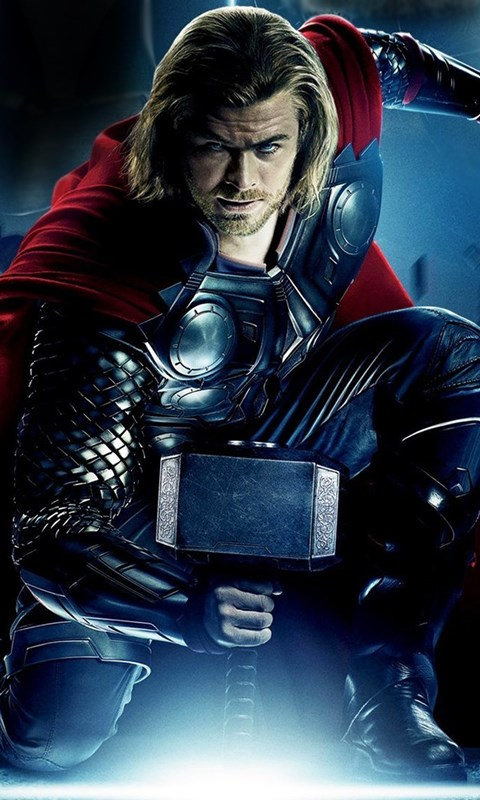 Avengers Thor Hd Wallpapers Desktop Background