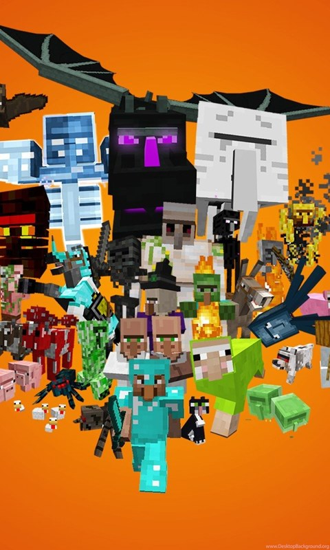 Wallpapers minecraft wallpaper 1dc desktop background android voltagebd Image collections