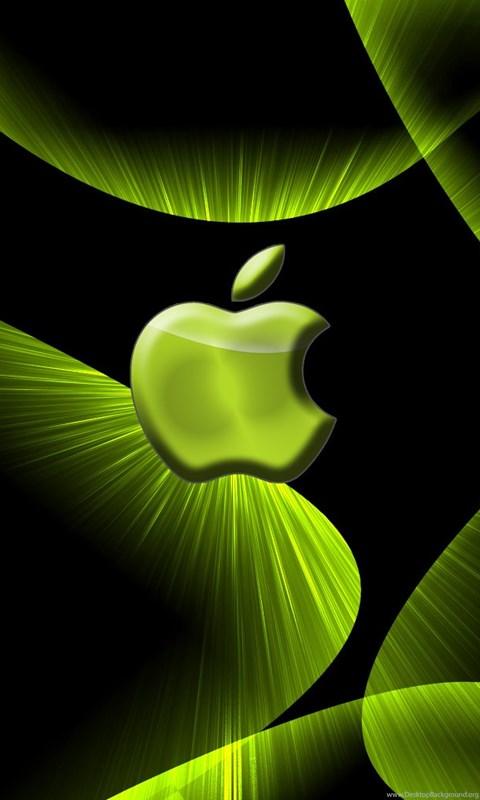 Green Apple Ipad Wallpapers Desktop Background