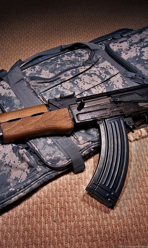 AK47 Rifles Wallpapers 04 HD Downloads Desktop Background