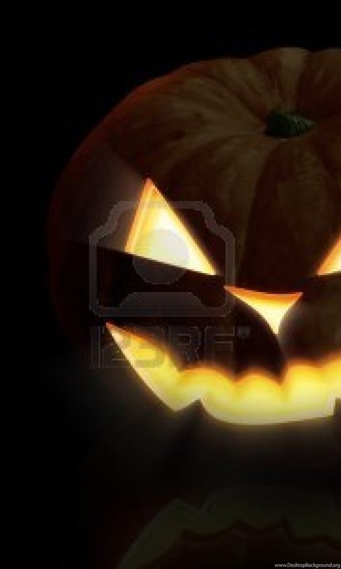 Scary wallpapers hd pumpkin desktop background android voltagebd Choice Image