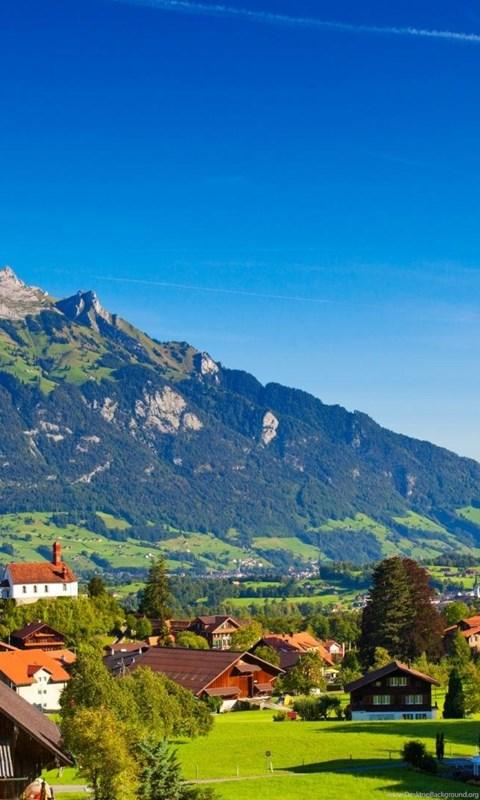 Nature / Swiss Alps Wallpaper