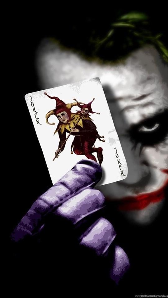 The Dark Knight Joker Hd Wallpapers For Mobile Vinny Oleo