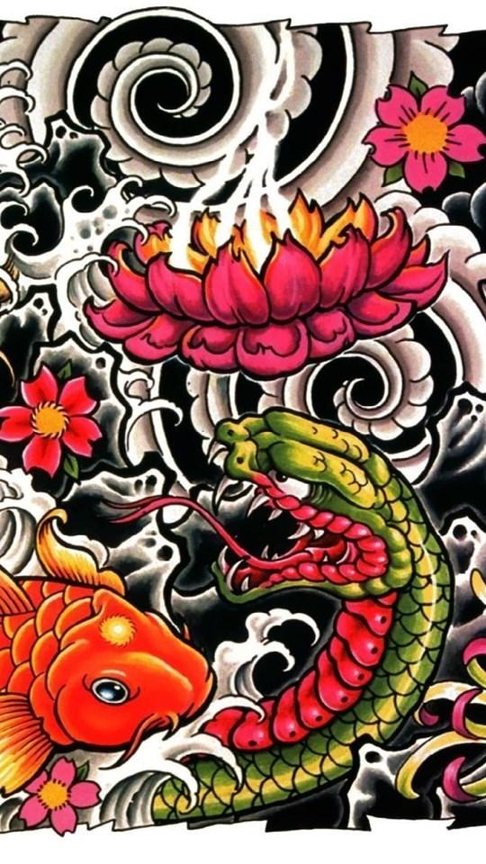 Tattoo Art Wallpaper Hd Tattoo Design