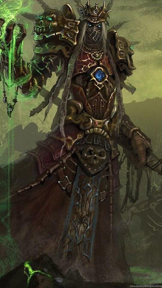 Wow Warlock Wallpapers Desktop Background