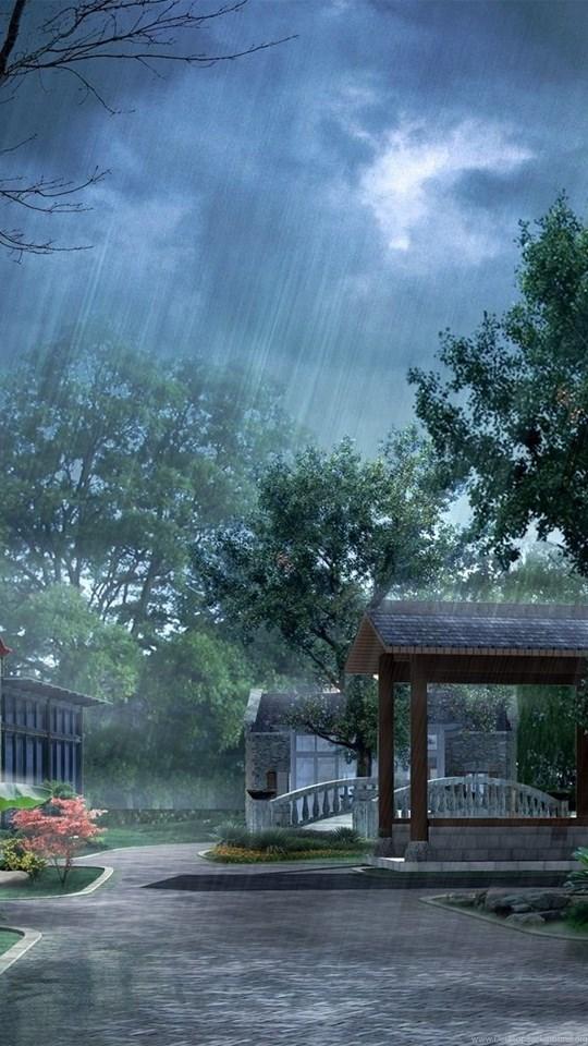 Rainy Day Hd Wallpaper Rainy Day Backgrounds Desktop Background