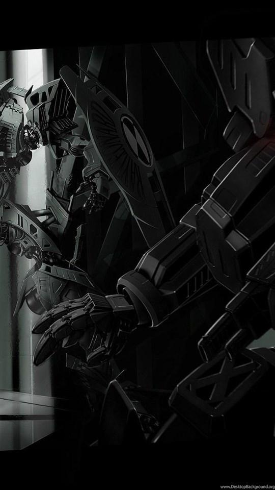 Dark Mecha Science Fiction Anime Wallpapers Desktop Background