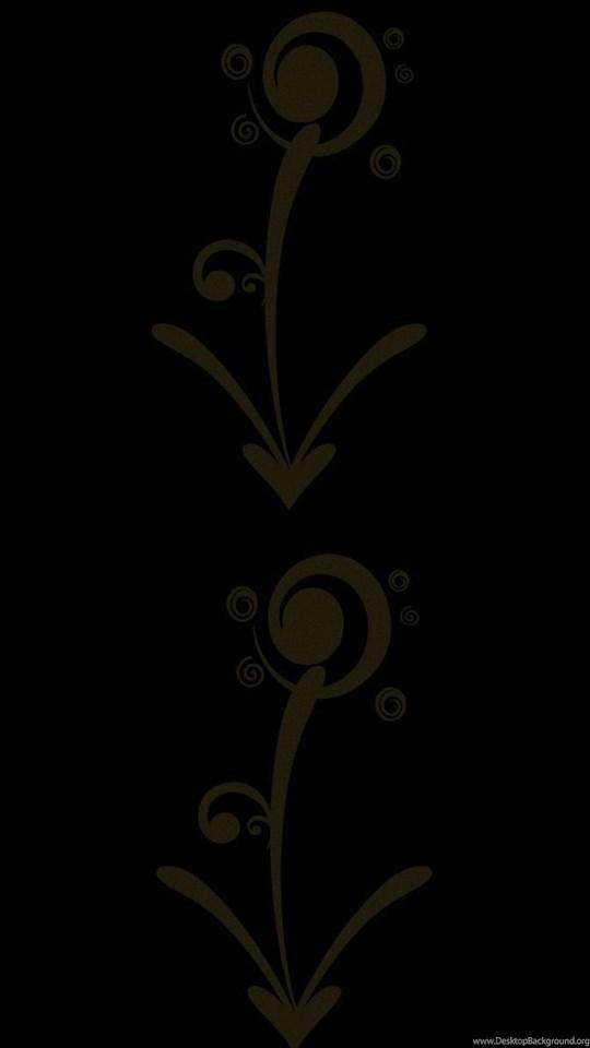 Elegant Black And Gold Wallpapers Desktop Background