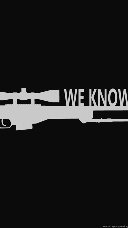 We Know Whats AWP CSGO Wallpapers By WeAreFine On DeviantArt