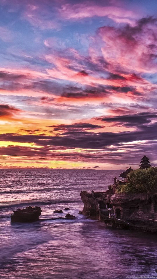 Beautiful Tanah Lot Bali Wallpapers Desktop Background