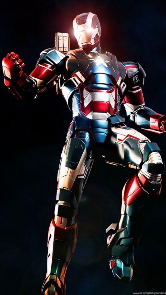 Download Iron Man Wallpaper Hd Android Cikimmcom