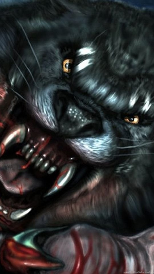 Werewolf Wallpaper Backgrounds Desktop Background