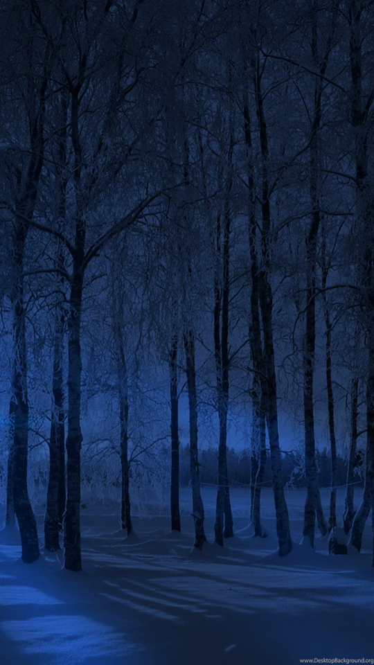 Cold Winter Night Wallpapers Hd By Guncapmv On Deviantart Desktop