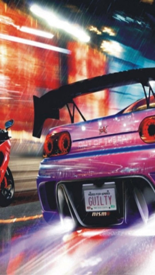 Wall Mural Wallpapers 2 Fast Furious Car Race Tuning Photo