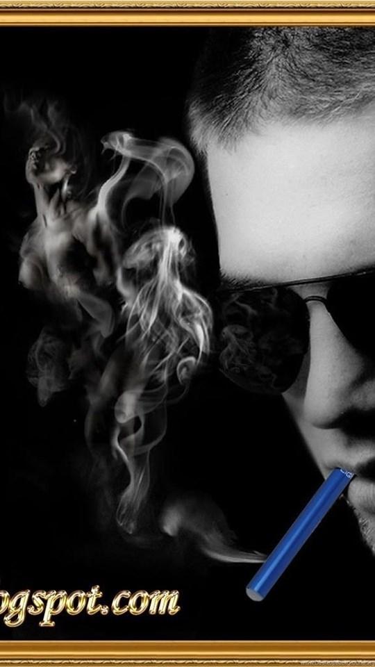 E Cigarette Wallpaper Hot Girl And Man Celebrities Smoke