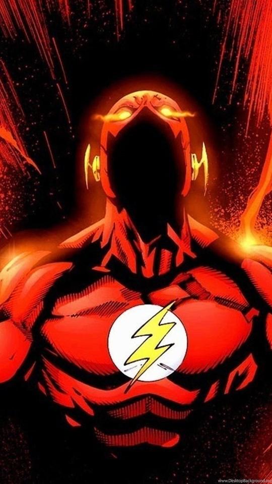 Dc Comics The Flash Flash Superhero Wallpapers Desktop Background