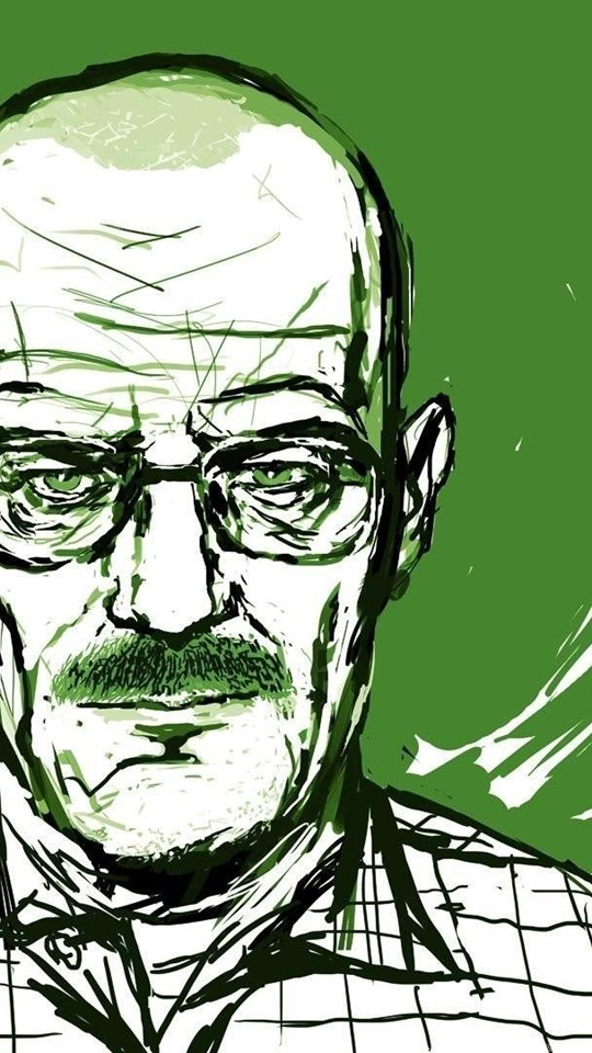 Breaking bad walter white art hd wallpapers wallpapers desktop android hd 540x960 360x640 voltagebd Choice Image