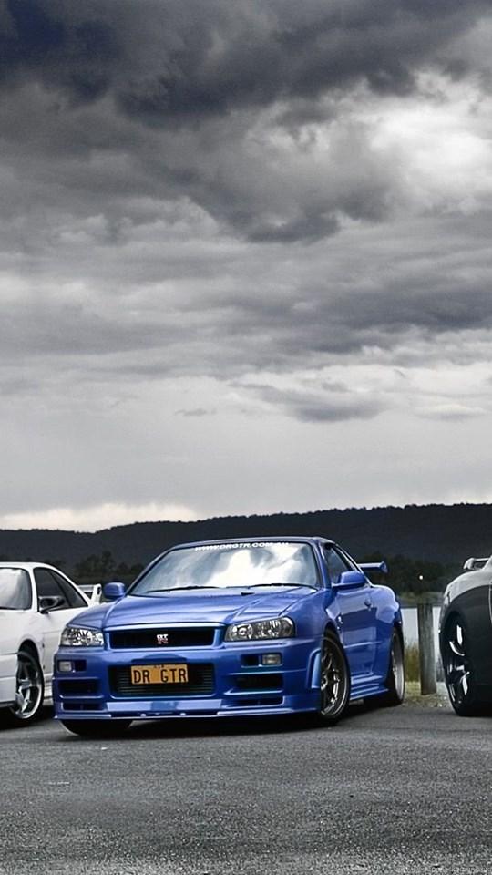 2016 Nissan Skyline >> Nissan Skyline R34 2 Fast 2 Furious Wallpaper. Desktop Background