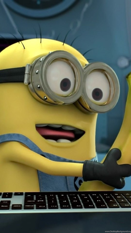 Banana Minions Wallpapers Banana Wallpapers Funny Minions Hd July