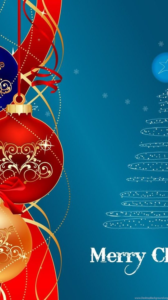 Widescreen Merry Christmas Wallpapers Desktop Background