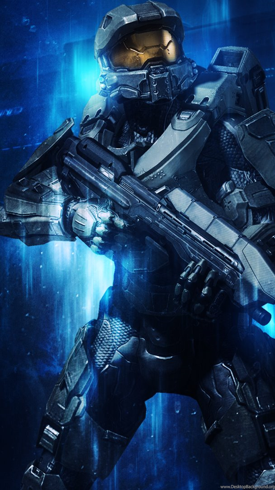 Master Chief Halo 5 Guardians Wallpapers Hd Wallpapers