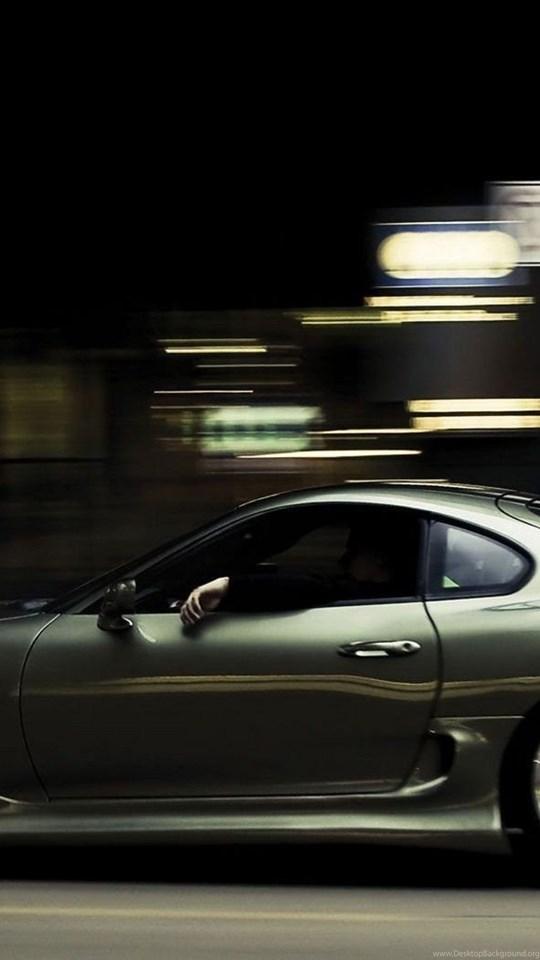 Cars Vehicles Toyota Supra Wallpapers Desktop Background